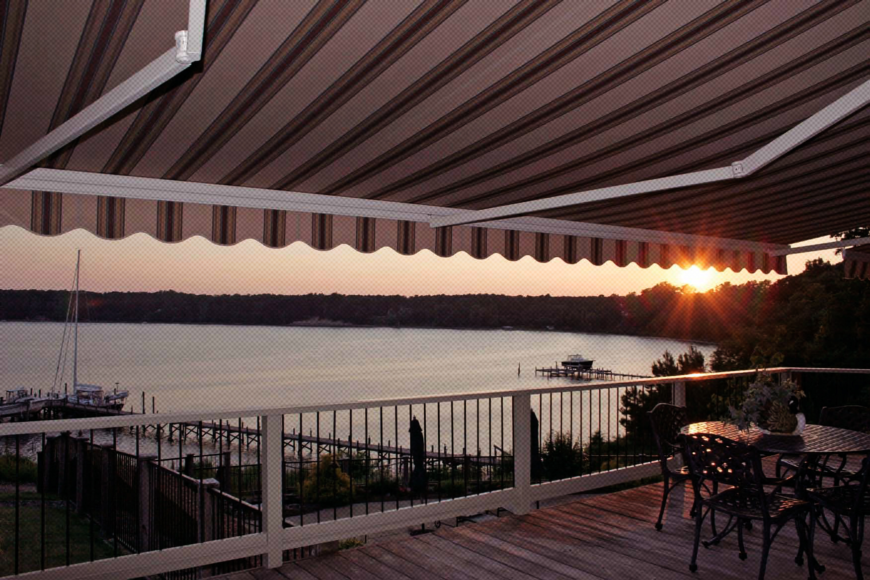 Mainely Vinyl Awnings Canopies