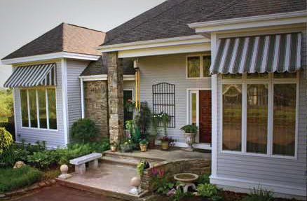 Mainely Vinyl » Awnings & Canopies