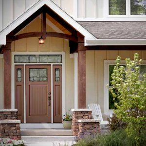 Mainely Vinyl Entry Doors
