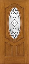 Mainely Vinyl 187 Entry Doors