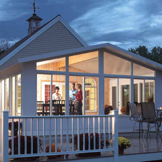Mainely Vinyl 187 Sunrooms And Patio Rooms