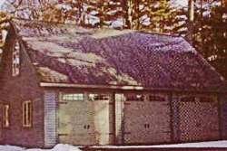 Mainely Vinyl 187 Garages